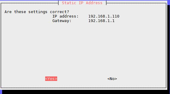 Raspberry Pi VPN: PiVPN Installation 7