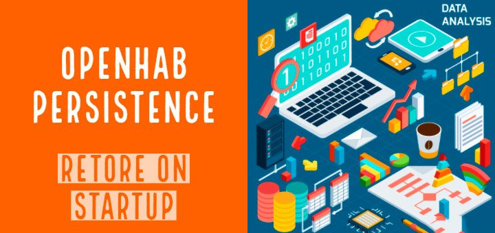 openHAB Persistence Tutorial: Restore Items on Startup