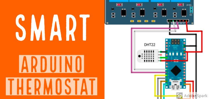 How to Build your own Arduino Thermostat