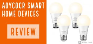 Aoycocr Smart Home Devices